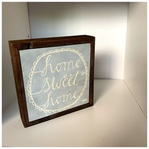 Collins Fresh + Original Home Sweet Home Decor